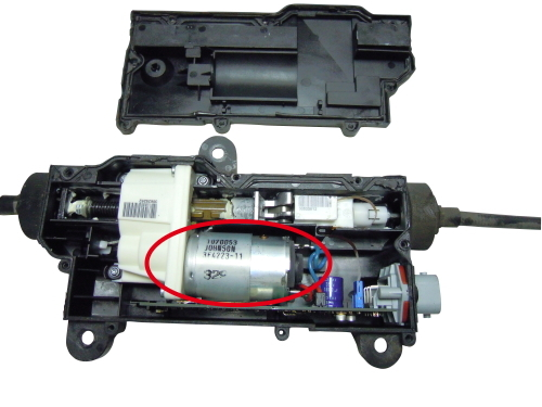 Mercedes Benz W221 2214302949 Electronic Parking Brake
