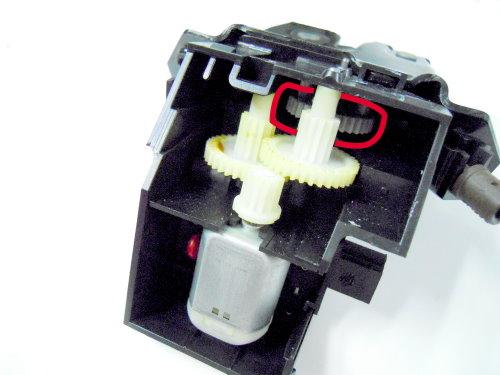 Mercedes benz w203 w209 w211 r171 trunk lock actuator gear for Mercedes benz gloves
