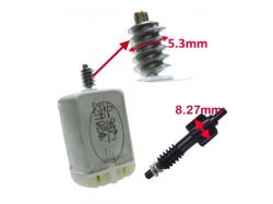 E53 power mirror motor gears set 01 hong mei trading co for Power mirror motor repair