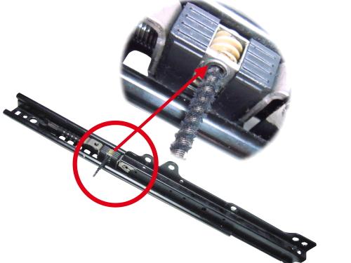 Mercedes Benz W204 Power Seat Rail Gear Repair Kit Hong
