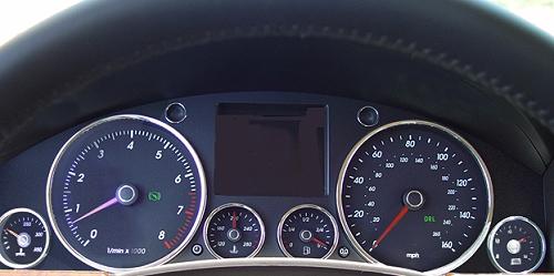 Transformer for Porsche Cayenne & VW Touateg instrument