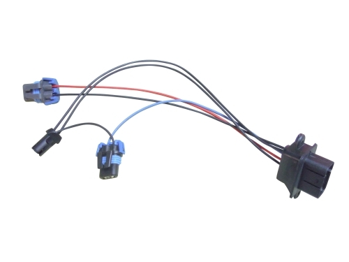 bmw 9005 9006 headlight wiring harness connector kit hong mei wiring harness connector kit e38大燈線組 b