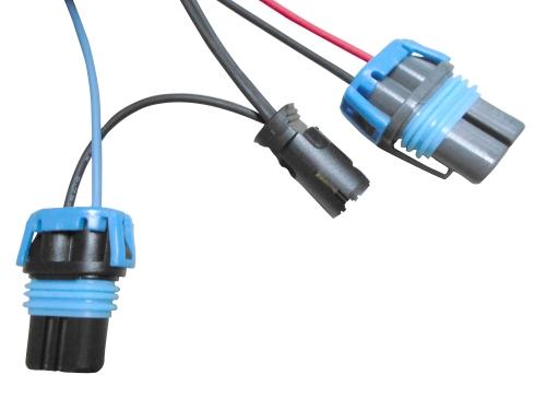 Bmw 9005 9006 Headlight Wiring Harness Connector Kit